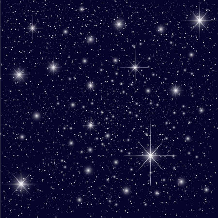 twinkles: Night Sky with Stars
