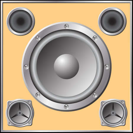 vibrations: Loudspeaker