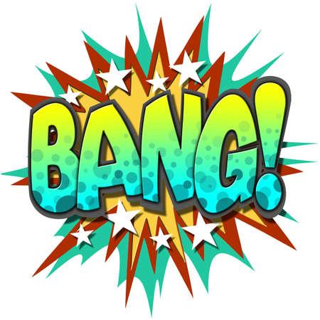 excitement: Comic Book Illustration
