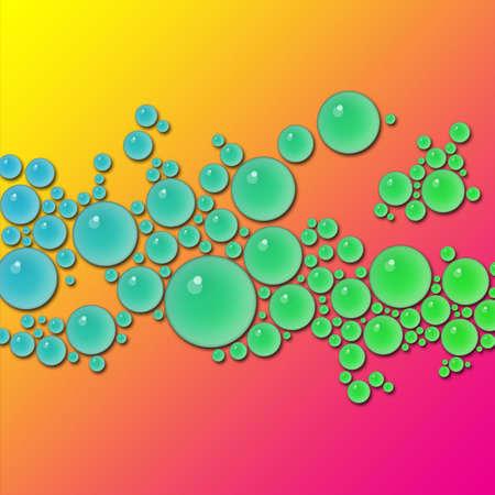 soap suds: A Soap Bubbles Background Pattern Stock Photo