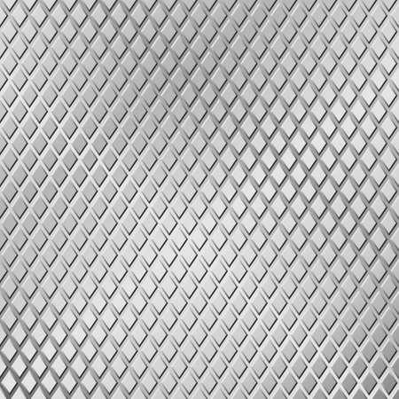 diamondplate: A Metal Background with Diamond Tread Pattern