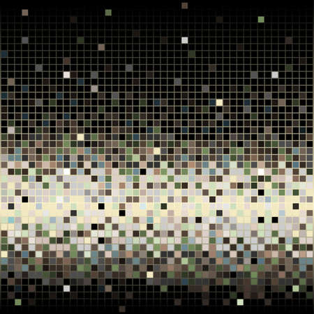 An Abstract Background with Squares  Vector