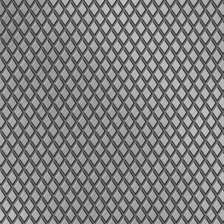 tread plate: A Metal Background with Diamond Tread Plate Pattern
