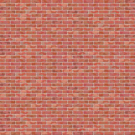 redbrick: A Red Brick Wall Illustration