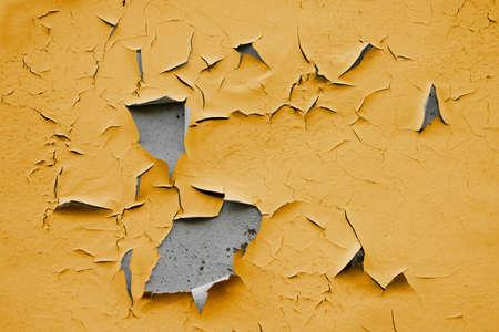 A Grunge Background with Old Peeling Paint