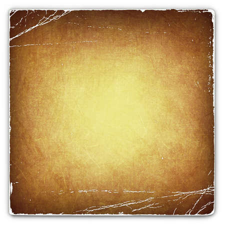 deteriorated: An Antique, Vintage, Grunge, Card, Paper Background Stock Photo