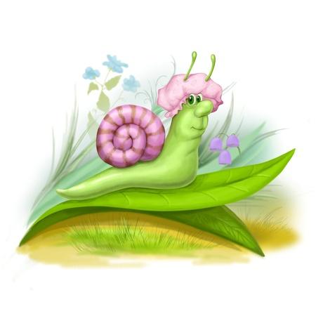 grandmamma: Nice snail