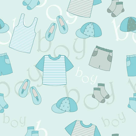 Things for boys Vector