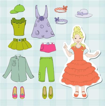 girlish: Girlish  fashionable clothes