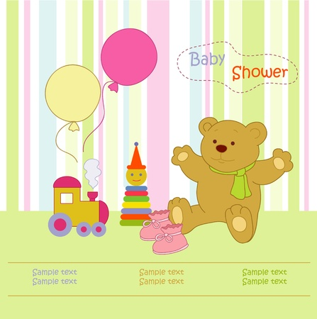 bootees: Toys for baby