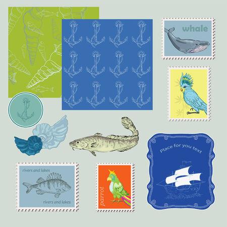 burbot: Mar y r�o peces