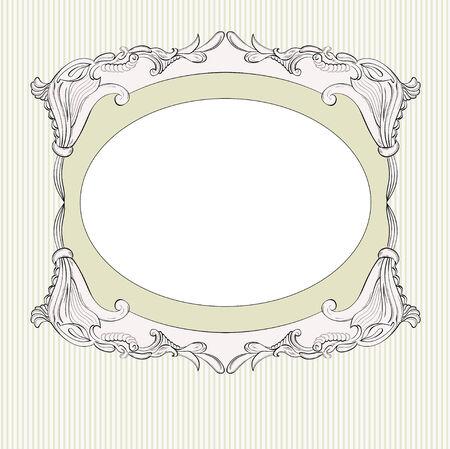 Delicate tender frame