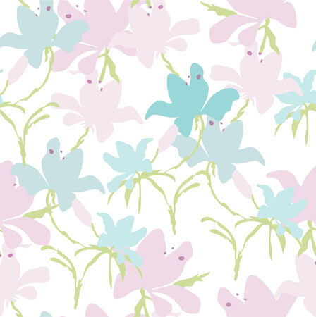 Pale orchid Vector