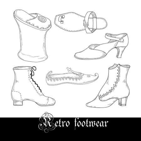 commodity: Retro footwear