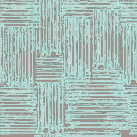 Blue fascia Illustration