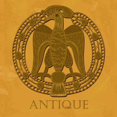 artifact: Vintage artifact