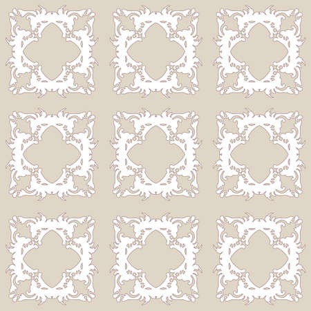 coverlet: Light beige pattern for coverlet and textile