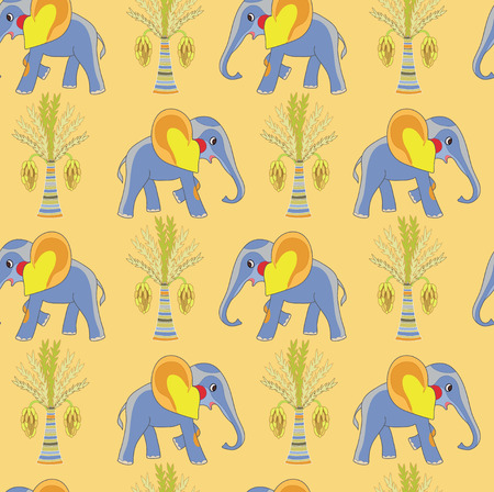 fruitage: Elephant in Africa