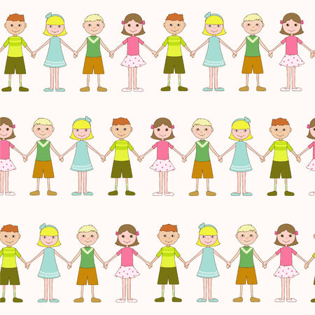 Seamless for child Illustration