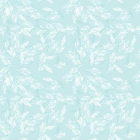 delicate: Delicate blue seamless