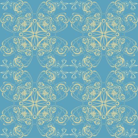 tender: Tender blue seamless