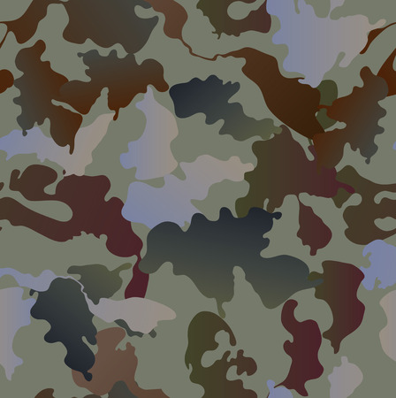 war decoration: Military seamless for camouflage