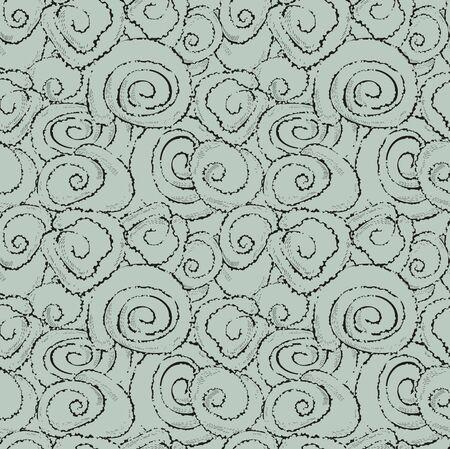 gray: Monochrome gray seamless for textile
