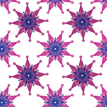 Bright pattern for paper and textile Stock Photo
