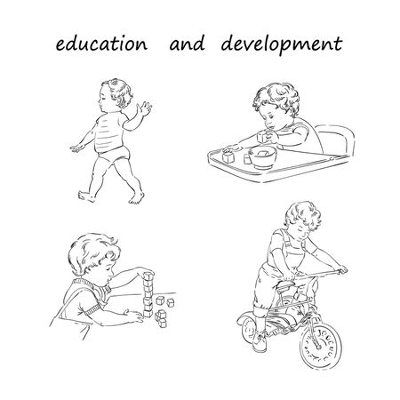 Education and development of child