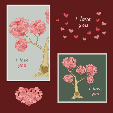 Cards for Valentine Day