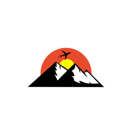 Mountain Adventure, outdoor adventure . Vector graphic design for t shirt and other uses.