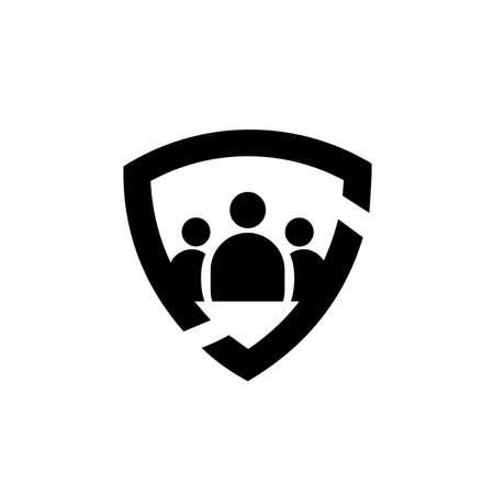 Group or team icon. Team of Professionals. Businessman, Employee, Worker Icon. Business Icon