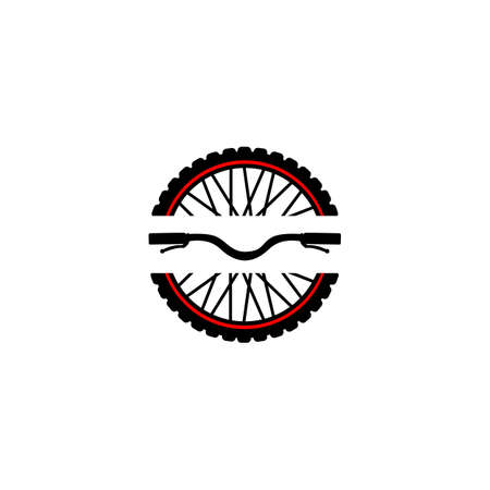 Bike icon, Simple illustration of road bike vector icon for web Vecteurs