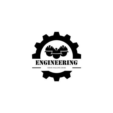 Mechanical Engineer . 向量圖像