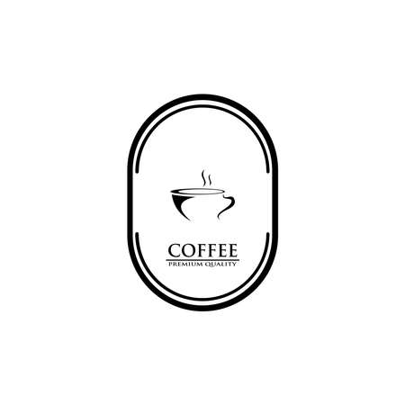 Coffee Shop Logo. Vector coffee shop labels.