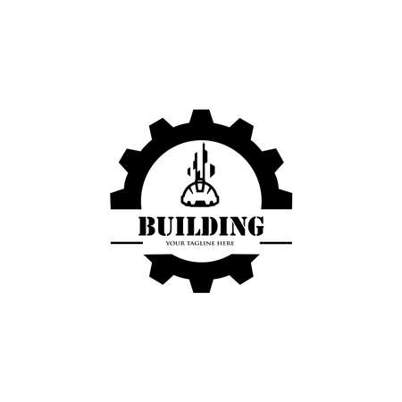Architecture and Building. Vector  concept design