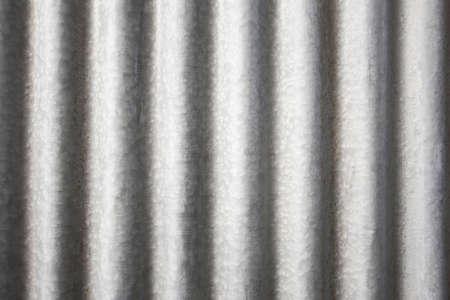 corrugated metal zinc photo
