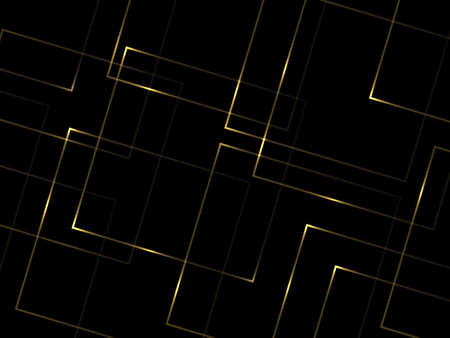 Abstract black and gold luxury background. Vector background can be used in cover design, flyer, card, poster, book design, template, website backgrounds, wallpaper, banner for advertising.