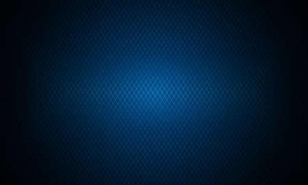 Dark blue background. Dark metal texture steel background. Navy blue carbon fiber texture. Web design template vector illustration .