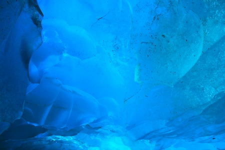 Abstract Glacier Ice Background photo