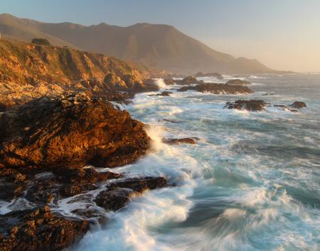 Big Sur coast, central California, USA