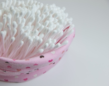 cotton buds Stock Photo - 12806313