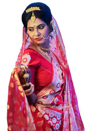 Royal Hindu Bengali Wedding Stock Photo Picture And Royalty Free Image 60839488