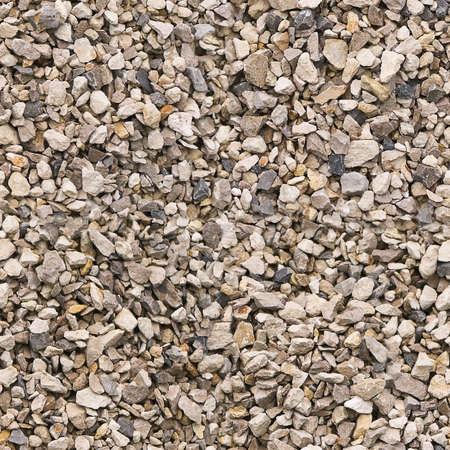Seamless Gravel Texture