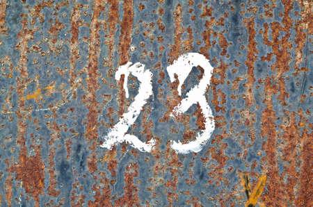 Grunge texture, flaky paint, rust.