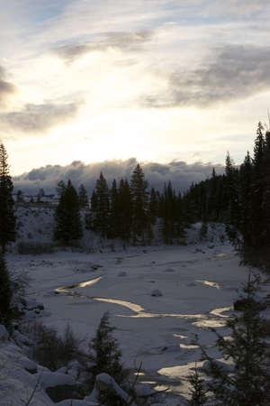 winter sunrise: Winter s Sunrise