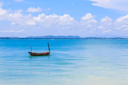 rayong: The beautiful beach at Koh Sa-met island, Rayong, Thailand Stock Photo