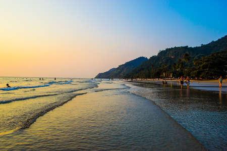 beautifull: Beautifull beach Stock Photo