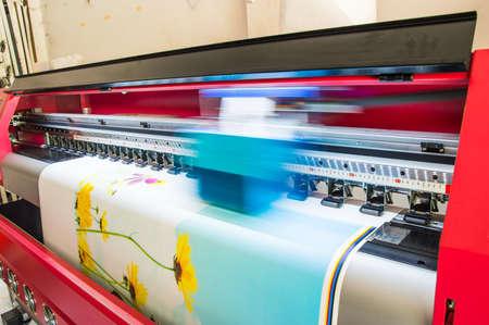 Imprimante de vinyle Banque d'images - 20587923