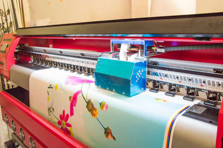 impresora del vinilo